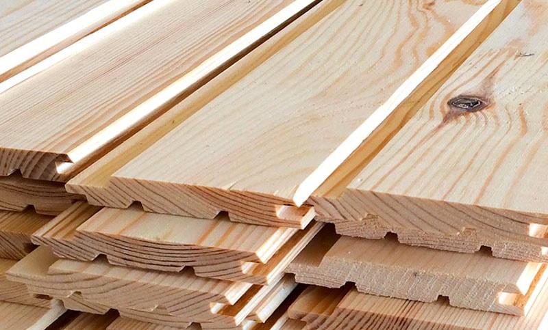 вагонка деревянная купить